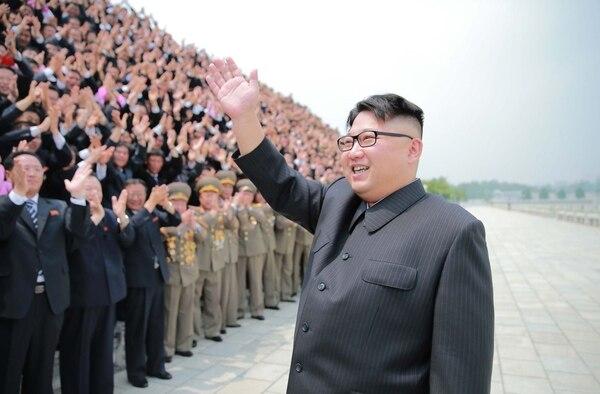 Kim Jong-Un ha supervisado varios ejercicios militares en los últimos meses.