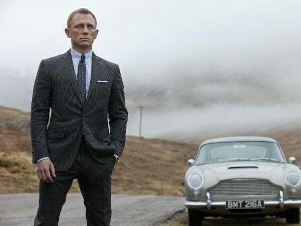 Daniel Craig protagoniza a James Bond en Skyfall. | ARCHIVO