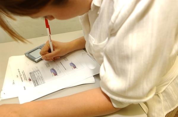 Cerca de 40.000 colegiales de 909 centros educativos en todo el país hicieron las pruebas de bachillerato en noviembre. | ARCHIVO/HERBERT ARLEY