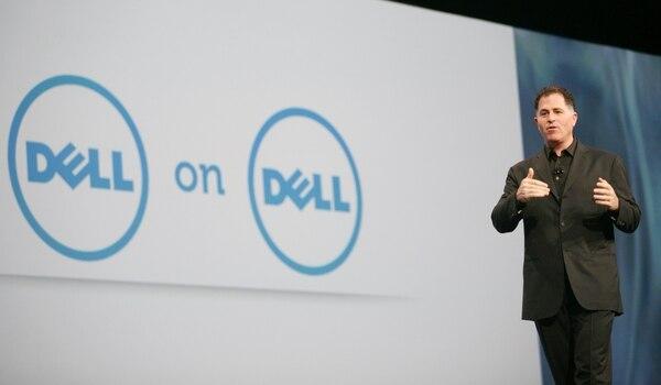 Michael Dell aumentó su oferta por las acciones de la empresa.