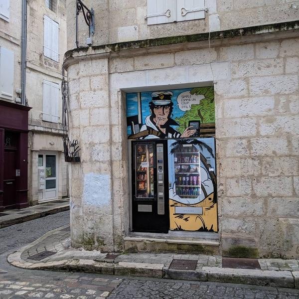 Francia. Fotografía: Josué Chaves