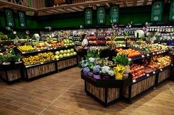 El nuevo supermercado se ubica en Plaza Bratsi y es el número 18 de la cadena.