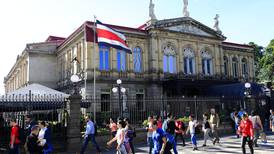Teatro Nacional inicia las celebraciones navideñas