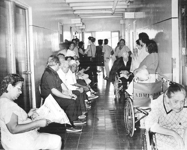 Hospital de Geriatría se hace pequeño ante los retos de la vejez