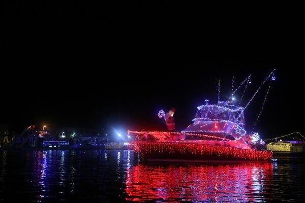 Festival Bright Lights llega este año al malecón de Quepos para celebrar con todo el pueblo la llegada de la Navidad