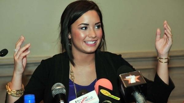 El curioso servicio que ofrece Demi Lovato antes de sus conciertos