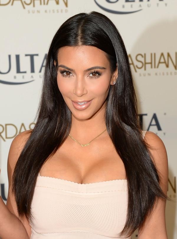Kim Kardashian es famosa por su programa de realidad Keeping Up with the Kardashians