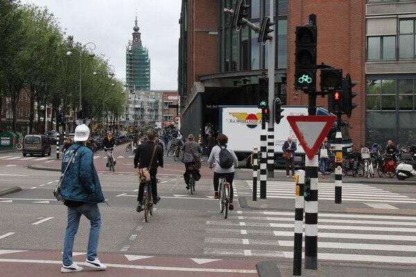 Orden y progreso. Dos palabras propias de la bandera brasileña y aplicadas muy bien en Países Bajos.