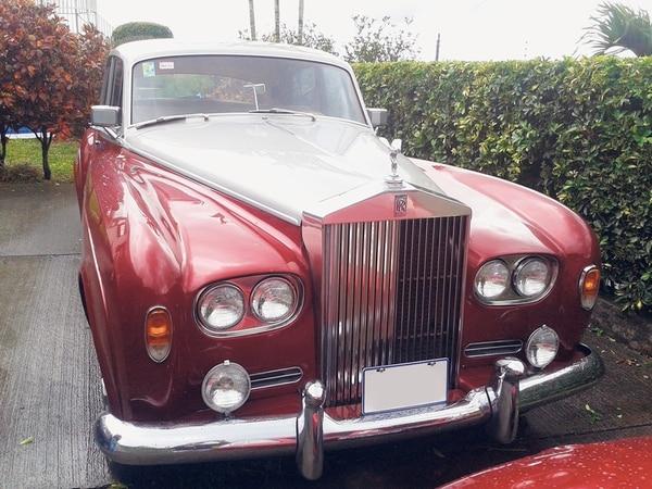 Cinco de los vehículos decomisados a Budovsky siguen en manos del ICD, en cuenta cuatro Rolls Royce. John Durán/Archivo
