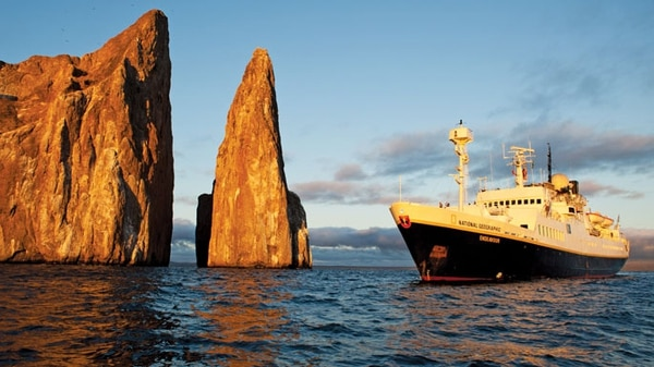 Los ganadores de la rifa viajarán a islas Galápagos a bordo del crucero National Geographic Endeavour. | CORTESÍA DE EPI