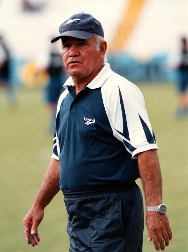 Juan José Gámez.