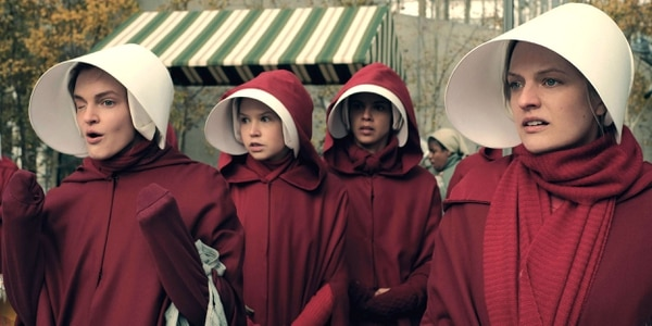 La serie de Hulu 'The Handmaid's Tale' estrenará su segunda temporada el 25 de abril en su plataforma en línea.Foto: Cortesía de Hulu.