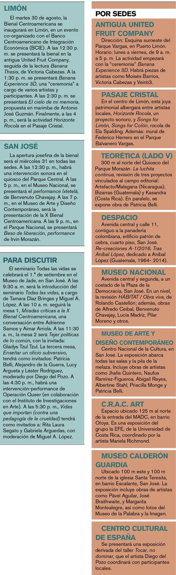 Bienal Centroamericana