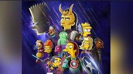 'El bueno, el Bart y el Loki', el corto de 'Los Simpson' que junta a Marvel con la familia de Springfield