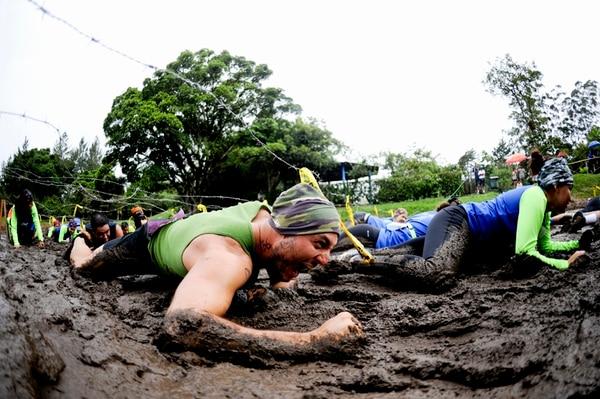 La batalla es una de las carreras de obstáculos más reconocidas en el país.