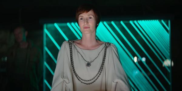 Genevieve O'Reilly en 'Rogue One' (2016)
