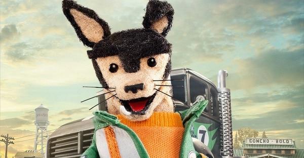 Buddy Thunderstruck, otro de los personajes que se sumarán al proyecto interactivo de Netflix.