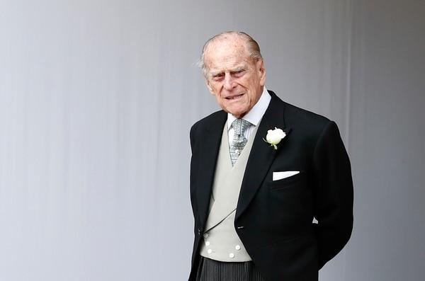 El príncipe Felipe de Edimburgo tiene 99 años, está retirado de las actividades públicas como miembro de la realeza británica desde el 2017. Foto: Archivo.