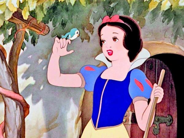 Para producir Blancanieves y los siete enanitos, Walt Disney y su equipo trabajaron durante tres años. ARchivoEn 1934.