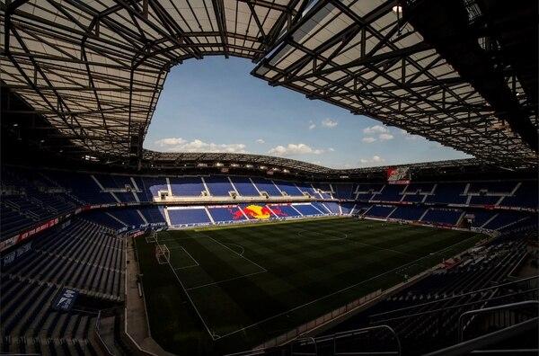 El Red Bull Arena será el recinto donde Costa Rica se medirá a EE. UU. el 1.° de setiembre.