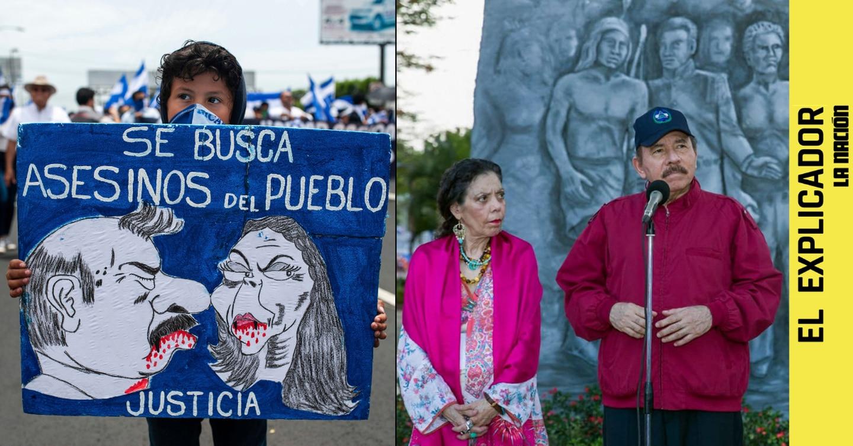 El Explicador | La crisis 2021 de Nicaragua, explicada en 4 claves puntuales