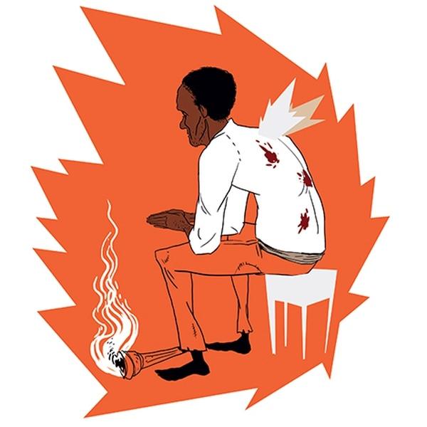 Ilustración de Augusto Ramírez