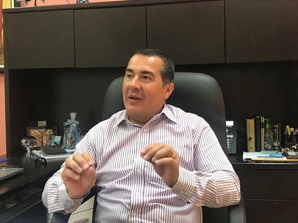 Luis Guillermo Chinchilla, director interino del Registro Civil. Foto: Ángela Ávalos