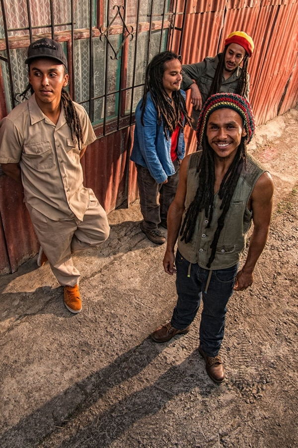 Talawa se formón en Cartago en el año 2001. | NOVACOM PARA LN