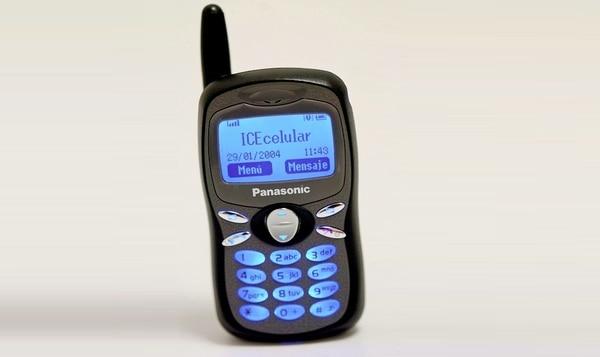 celulares panasonic