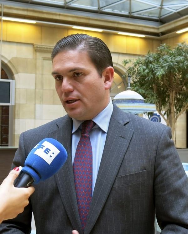 Ministro Juan Carlos Pinzón: Colombia no es parte de la Alianza. | EFE.