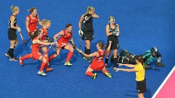 Gran Bretaña gana el bronce en el hockey femenino - 1