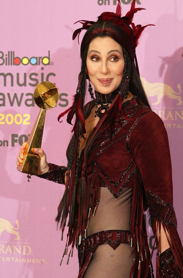 Desahogo. A sus 67 años, Cher sigue activa en la música, el cine y las redes sociales, donde encuentra un espacio para opinar sobre cualquier tema. Archivo