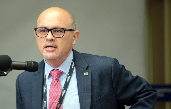 Rodolfo Solano Quirós. Fotografía: Alonso Tenorio