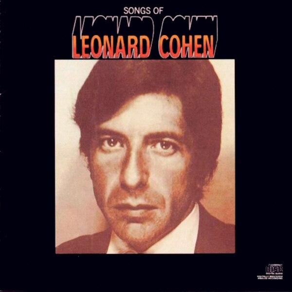 Melancólico y profundo, Cohen cantaba con suavidad complejas melodías. Wikicommons.