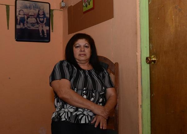 Lilliana Picado tiene bajo llave las papeletas a su cargo. | CARLOS GONZÁLEZ.
