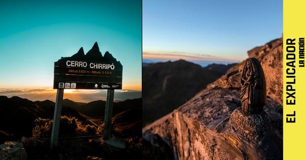 Cerro Chirripó. La Nación.