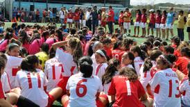 Unas 3.000 niñas aspiran a alimentar la Selección Nacional del futuro