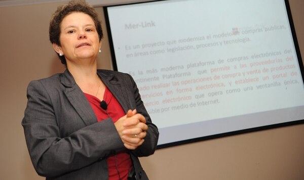 Alicia Avendaño dirige la Secretaría Técnica de Gobierno Digital