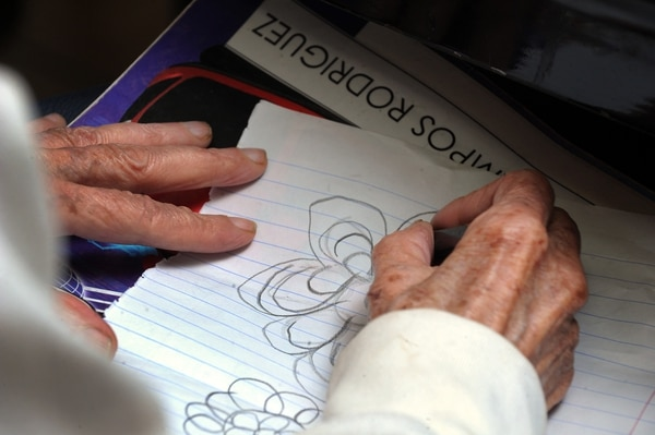 Para el 2050, uno de cada cinco habitantes del país tendrá 65 años o más, según el informe de la Contraloría. Foto: Jorge Castillo.