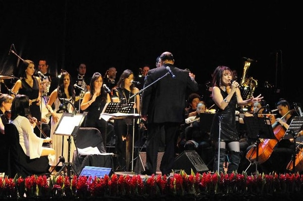 Una compilación del trabajo de este año de la agrupación se escuchará en el concierto Lo mejor de la Orquesta Filarmónica, que se realizará el 25 de noviembre. Archivo.De nuevo.