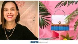 Adriana Chaves, la costarricense que diseñó icónicos bolsos para Kate Spade, la marca favorita de las famosas