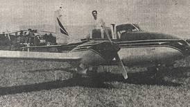 Hoy hace 50 años: Murió el ministro de Transportes en trágico accidente aéreo