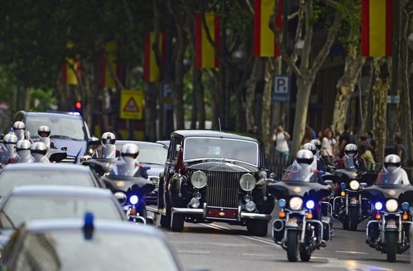 Proclamación del rey de España Felipe VI