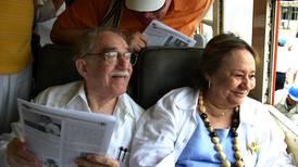 Muere a los 87 años Mercedes Barcha, viuda de Gabriel García Márquez