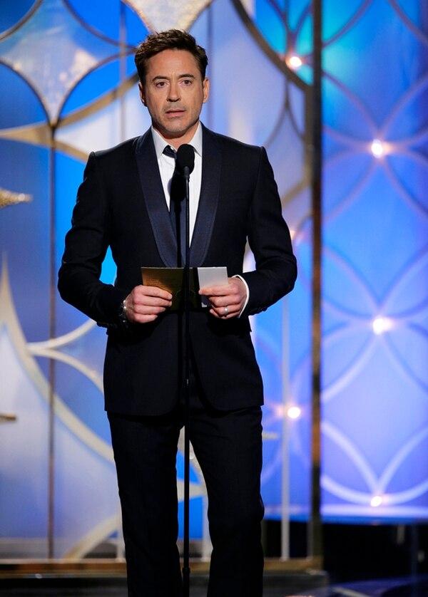 Robert Downey Jr. protagonizó 'Iron Man 3'. En 1997, el famoso actor fue condenado a 113 días de cárcel por negarse a pasar controles de drogas y por violaciones de libertad condicional. En 1999 estuvo 11 meses en prisión./ Fotografía: Archivo.