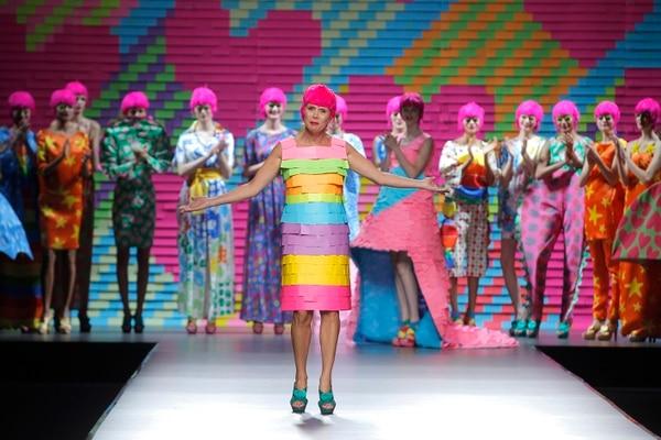Ruiz de la Prada es una de las diseñadoras más destacadas de su generación.