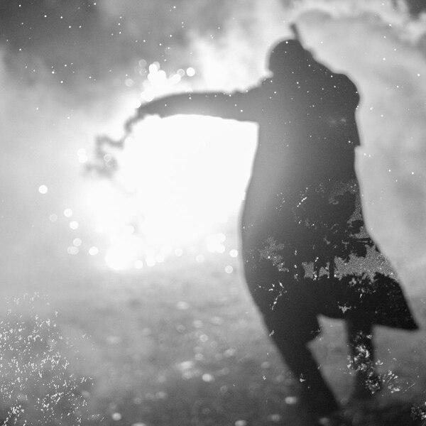 Una foto de David Durán se ofrece como portada del álbum que salió este mes de abril. Fotografía: Cortesía Jug Bundish para La Nación