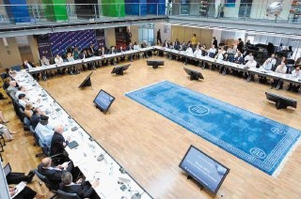 La sede de la Unión Internacional de Telecomunicaciones (UIT), en Ginebra, Suiza, reunirá a representantes de Gobiernos de todo el mundo en mayo próximo para definir políticas que afectarían el futuro de Internet. | UIT.
