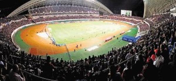 El Estadio Nacional se llenó, por primera vez en la eliminatoria, para el partido ante Jamaica, en marzo pasado. La Sele ganó 2-0. | ARCHIVO