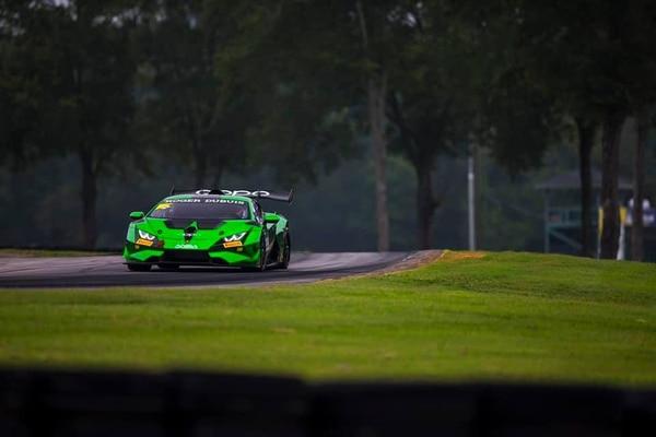 El piloto nacional, Danny Formal, volverá a conducir este fin de semana el poderoso Lamborghini Huracán EVO. Cortesía: Danny Formal